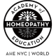 Academy of homeopathy logo